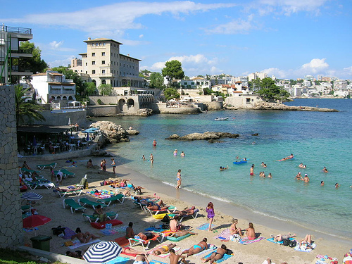 Skriv dig i form på Mallorca