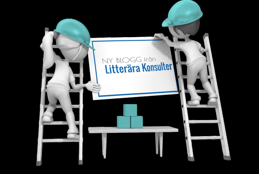 Bloggen på Litterära Konsulter