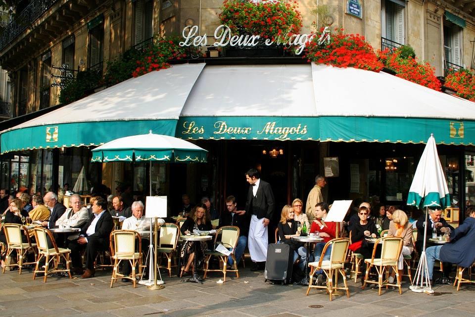 Skrivläger Paris